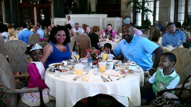 The Breakers Palm Beach dining