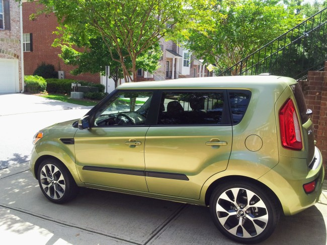 The Kia Soul is the cool kids car.
