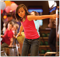 Kids Birthday Party Venue: Main Event Entertainment center