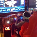 Video games at Main Event