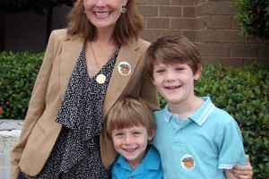 Kate Carter on Moms and Voting