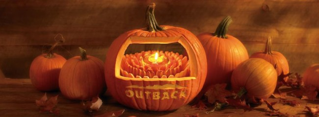 Outback Halloween deal