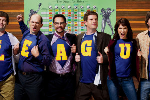 My newest @Netflix obsession: The League