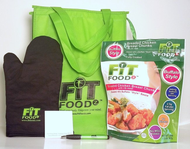 Fit Foodz Giveaway Package