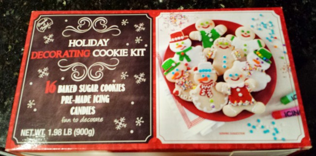 Holiday Cookie Kit from BJ's Wholesale Club
