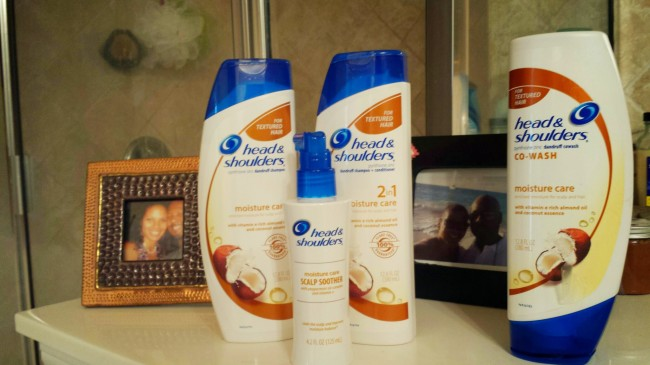 The Moisture Care Collection from Head & Shoulders