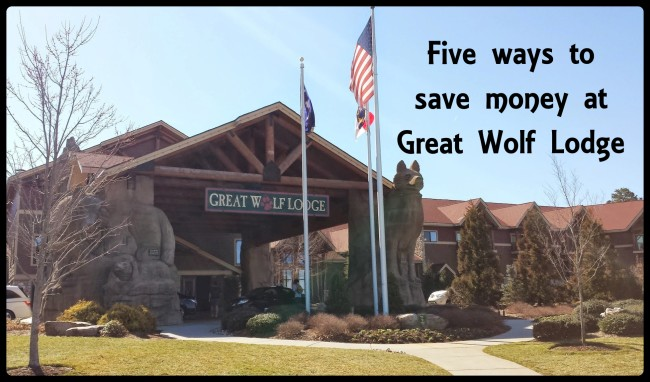 save money at Great Wolf Lodge
