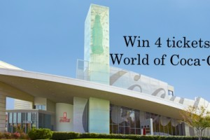 Win Tickets to World of Coca-Cola #worldofcocacola25