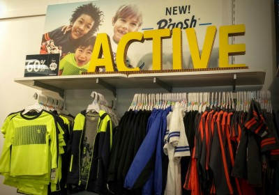 Oshkosh B'gosh has great active wear for boys.