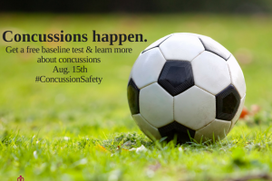 A Traumatic Brain Injury is No Laughing Matter #ConcussionSafety