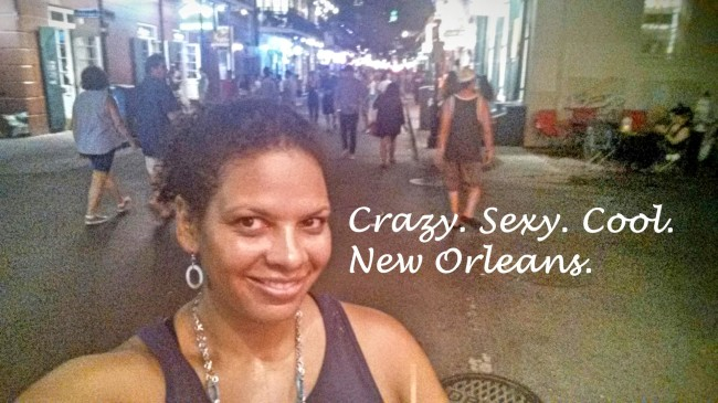 Crazy. Sexy. Cool. New Orleans.