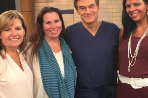Behind the Scenes at the Dr. Oz Show