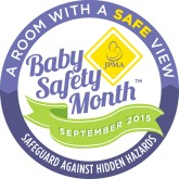 It's Baby Safety Month!