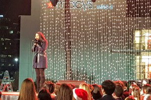 Macy's Great Tree Lighting is TONIGHT in Atlanta