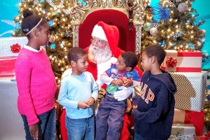 Holiday Safety Tips for Families of Small Children