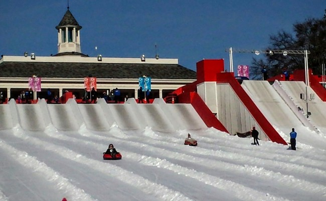 5 Tips For a Fun Family Day at Snow Mountain