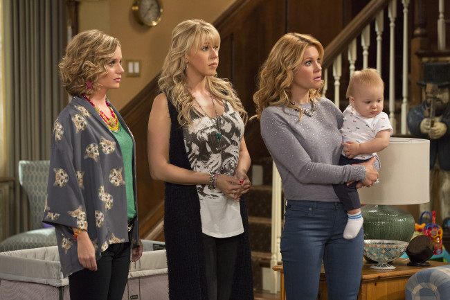 Fuller House on Netflix is a hit!