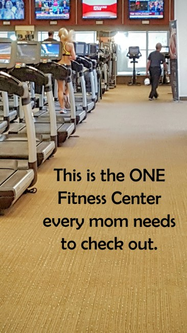 Life Time Fitness is the one fitness center every mom needs to check out.