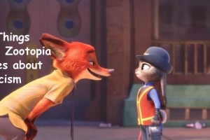 11 Things Zootopia Teaches about Racism + $100 Fandango Giveaway #FandangoFamily
