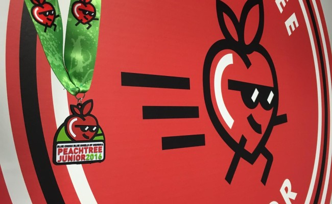 The Peachtree Junior is Coming | Win a Race Registration