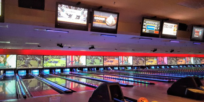 Check out Bowlmor Atlanta for a one-stop entertainment experience for the whole family.