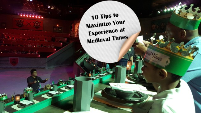 10 tips to maximize your experience at Medieval Times.