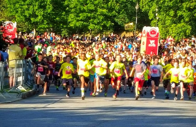 The Blue Cross Blue Shield Peachtree Junior occurred this past weekend.