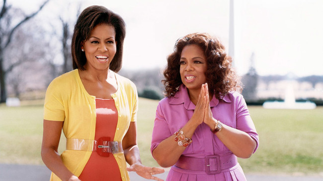 Michelle Obama and Oprah Winfrey team up to host the United State of Women summit on June 14th.
