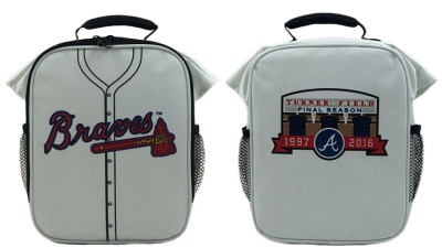 Get this exclusive lunch bag at the July 31st game.
