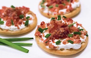 Try these sloppy joe turkey bacon bites for your next get together.