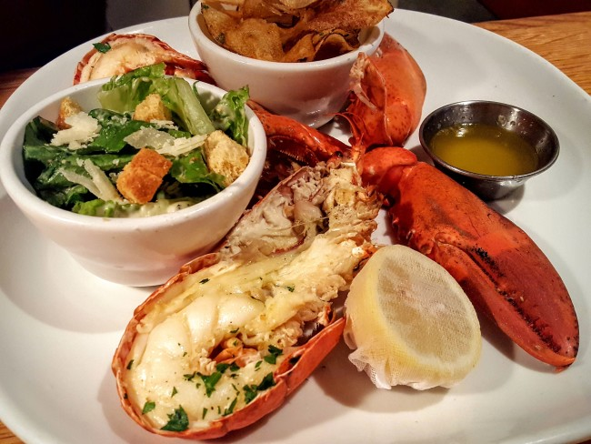Family friendly dining in Atlanta includes lobster dinner at FLIP Burger Boutique for only $19.99!