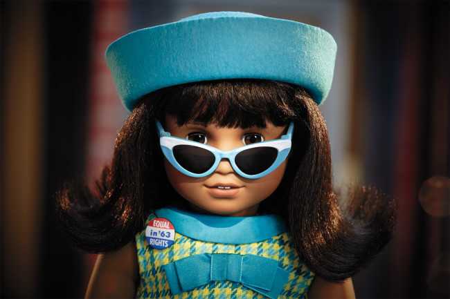 Meet Melody Ellison, the newest Beforever American Girl doll.