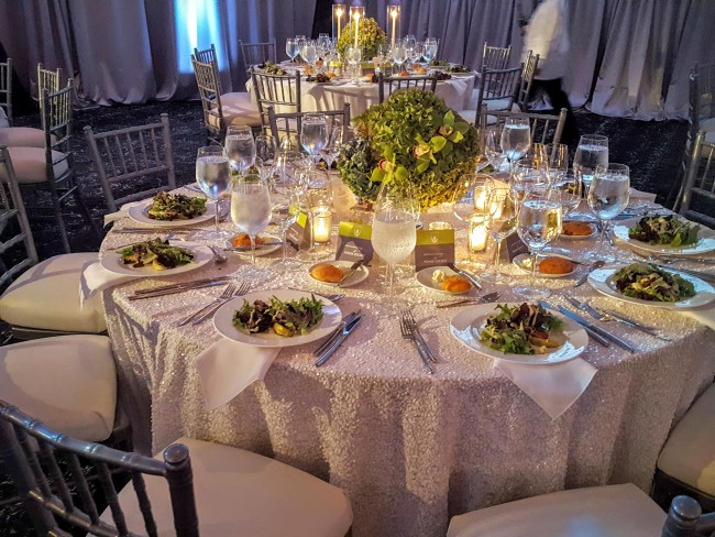 Flourish by Legendary Events was the event space for the GCAPP gala.
