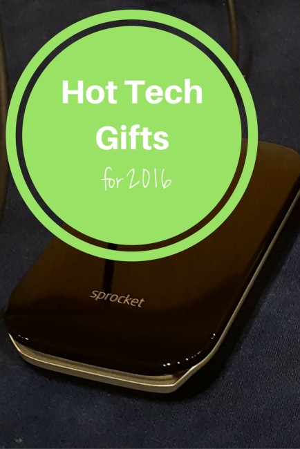 Hot tech gifts for 2016.