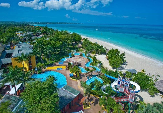The Smith family is going on an international adventure to Beaches Negril this month!