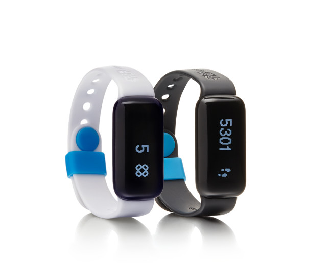 The UNICEF Kidpower Band is a great way to introduce fitness trackers and the idea of giving back to kids.