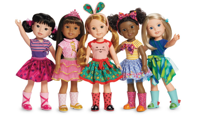 Welliewishers by American Girl are going to be a huge hit this holiday season.