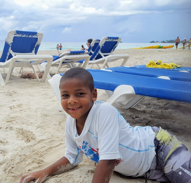 Nothing like a good beach and a great kids club to make an amazing vacation.