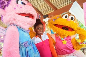 Sesame Street Kindness Tour Comes to Atlanta Saturday