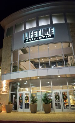 "Life Time Athletic Atlanta will be hosting a father daughter dance with an ""Under the Sea"" evening on Feb. 18, 2017."