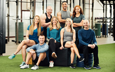Meet the 60 day challenge transformation team.