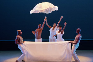 Alvin Ailey Dancers Make Joyful Return to Atlanta