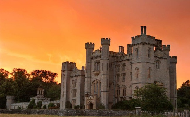 Win a Week in a Castle with HomeAway #HomeAwayCastle