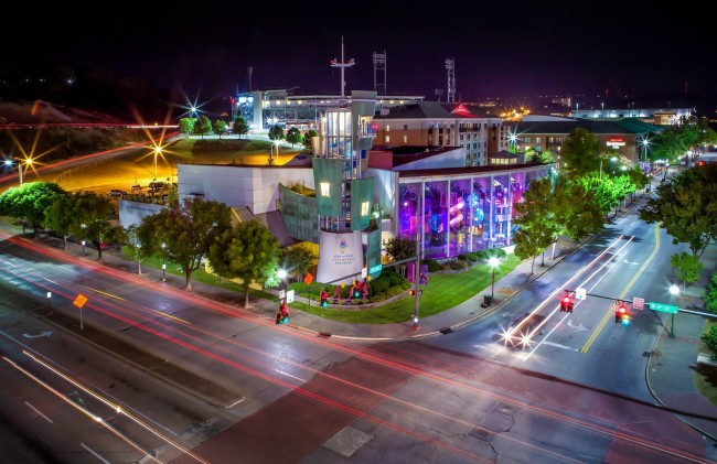 The Creative Discovery Museum, Chattanooga's children's museum, is on our must do list next time!