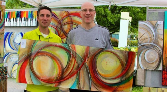 The Atlanta Easter activities include the Sandy Springs Arts Festival.