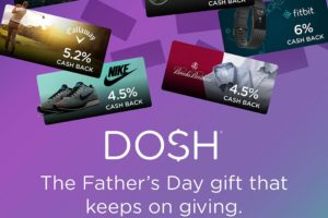 4 Last Minute Father's Day Gifts You Can Buy Today #Dosh