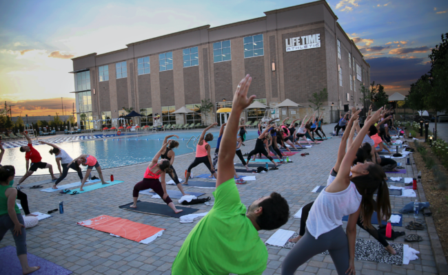 4 Reasons You Need to Try Yoga + A Special Event in Atlanta