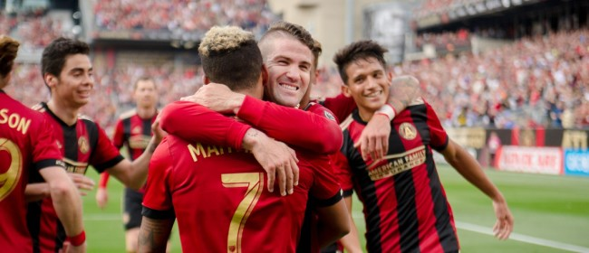 World of Coca-Cola is celebrating the inaugural season of the Atlanta United