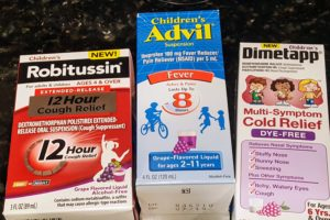 How to Survive Traveling with Sick Kids #SummerTravel #SickJustGotReal