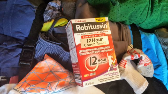 Trust Children's Robitussin® Extended-Release 12 Hour Cough Relief to control and relieve symptoms all-day or all- night.